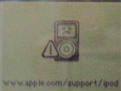 Sad iPod
